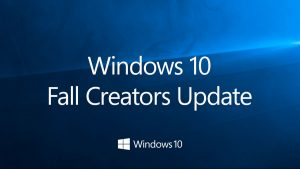 Как принудительно загрузить и установить Windows 10 Fall Creators Update